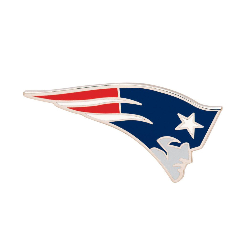 New England Patriots Wincraft Primary Logo Pin New England Patriots Gear New England Patriots New England Patriots Logo
