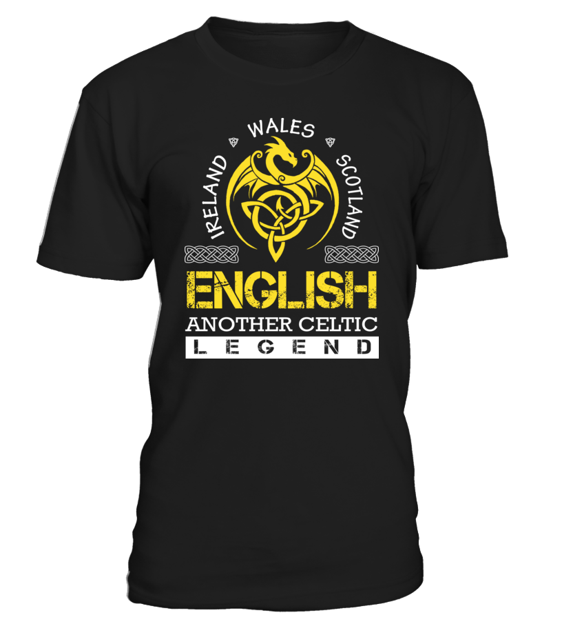 ENGLISH Another Celtic Legend #English