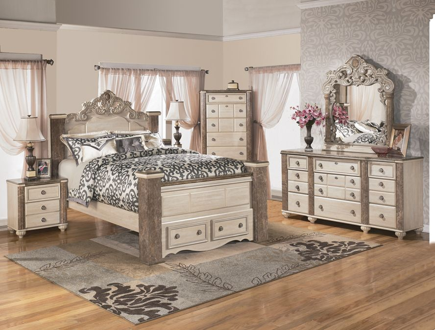 Furniture Electronics Appliances Ashley Bedroom Furniture Sets Bedroom Sets Furniture Queen White Bedroom Set
