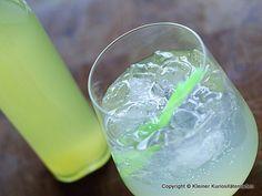 Kleiner Kuriositätenladen: Zitrus-Minz-Sirup mit Kardamom