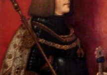 Portrait of Maximilian I (1459-1519) 1508