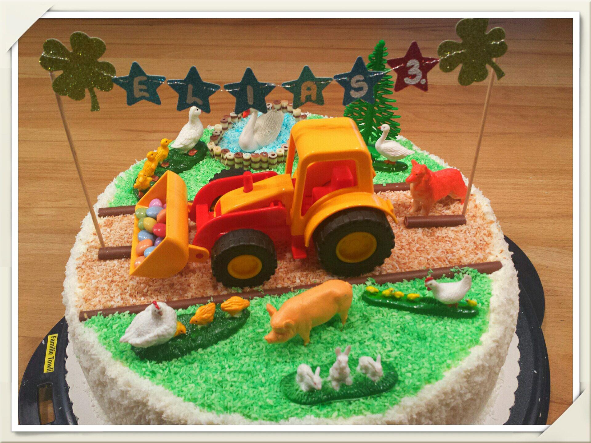 Traktor kuchen google search birthday pinterest kuchen - Pinterest kuchen ...