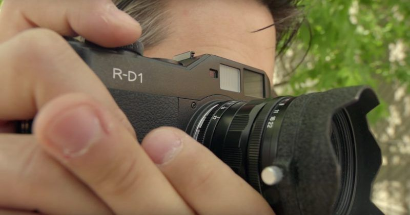 Testing the 2004 Epson R-D1: The Worlds First Digital Rangefinder