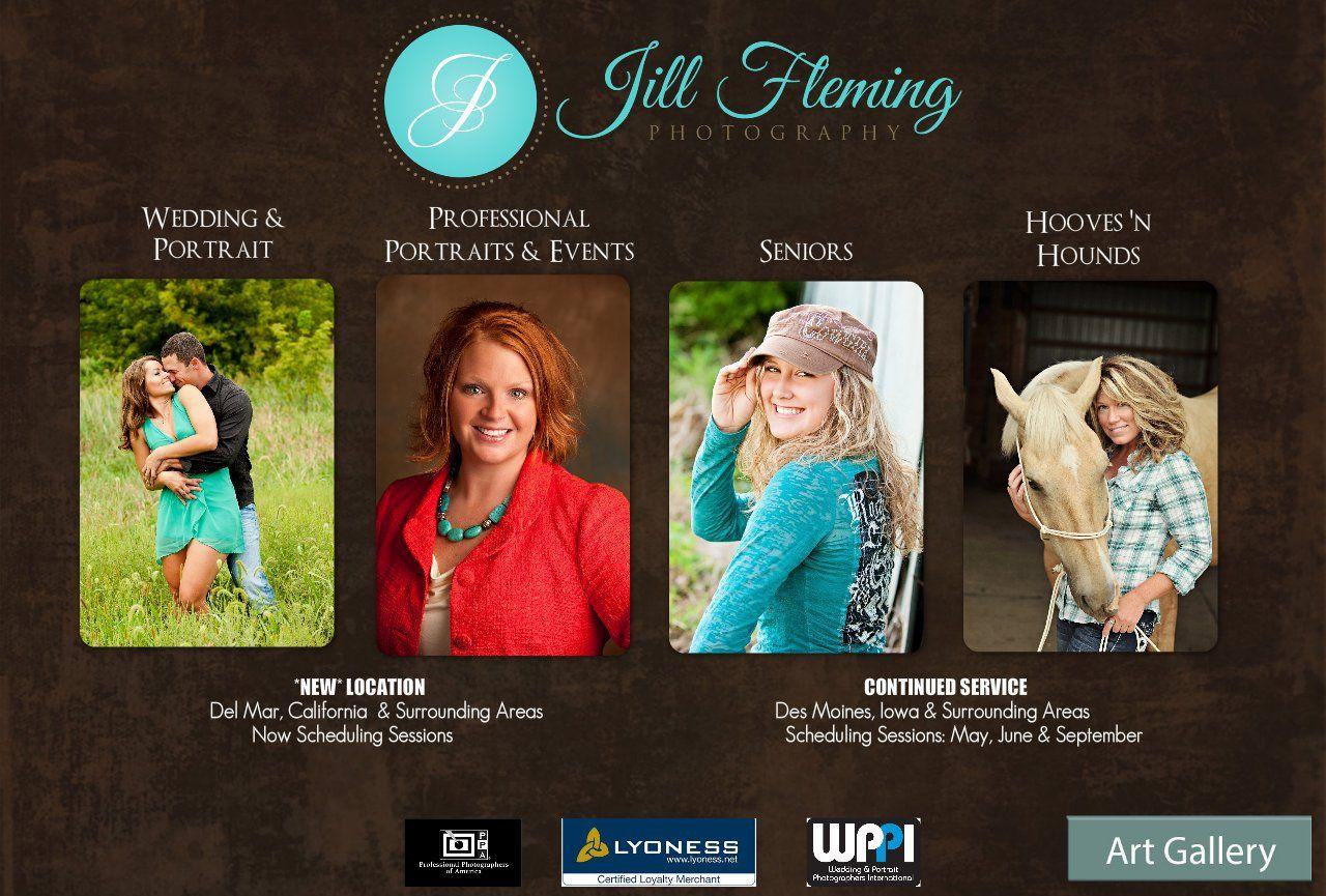 Jill Fleming Photography | Portrait & Event Photographer | Senior Home