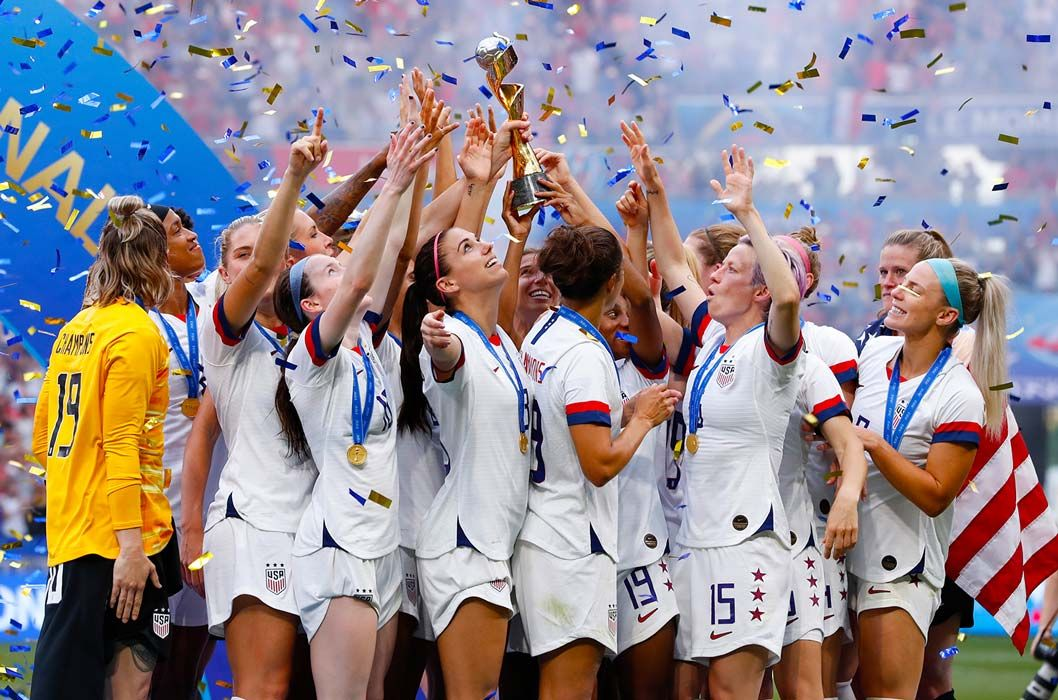 All The Records The 2019 U S Women S Soccer Team Broke In This Year S World Cup Fifa Women S World Cup Women S World Cup World Cup