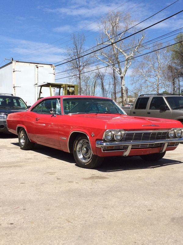 1965 Chevrolet Impala SS for sale by Owner - Malvern, PA ...