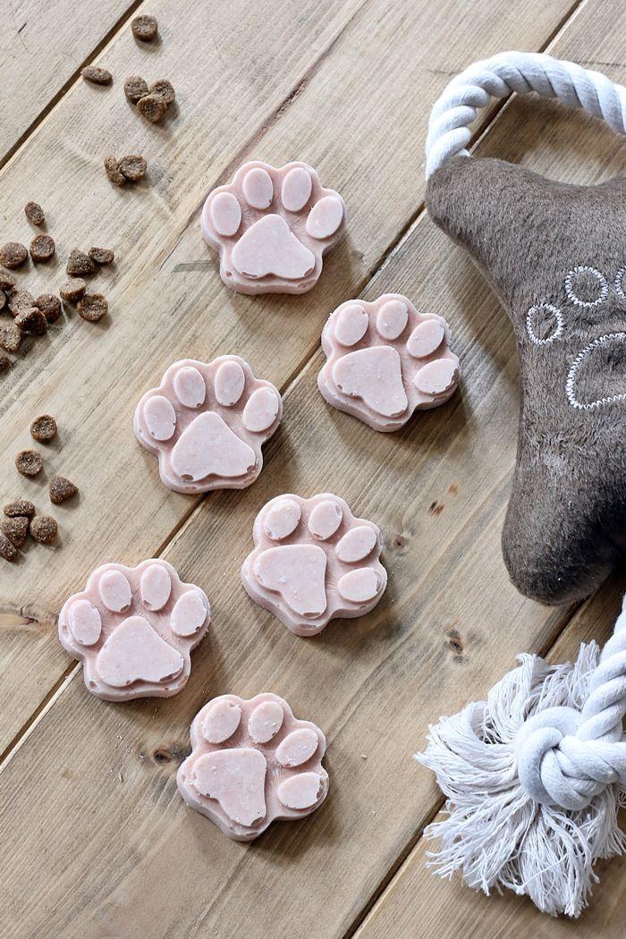 Photo of Helado de perros – patas de requesón de salchicha de hígado – cocina de moda