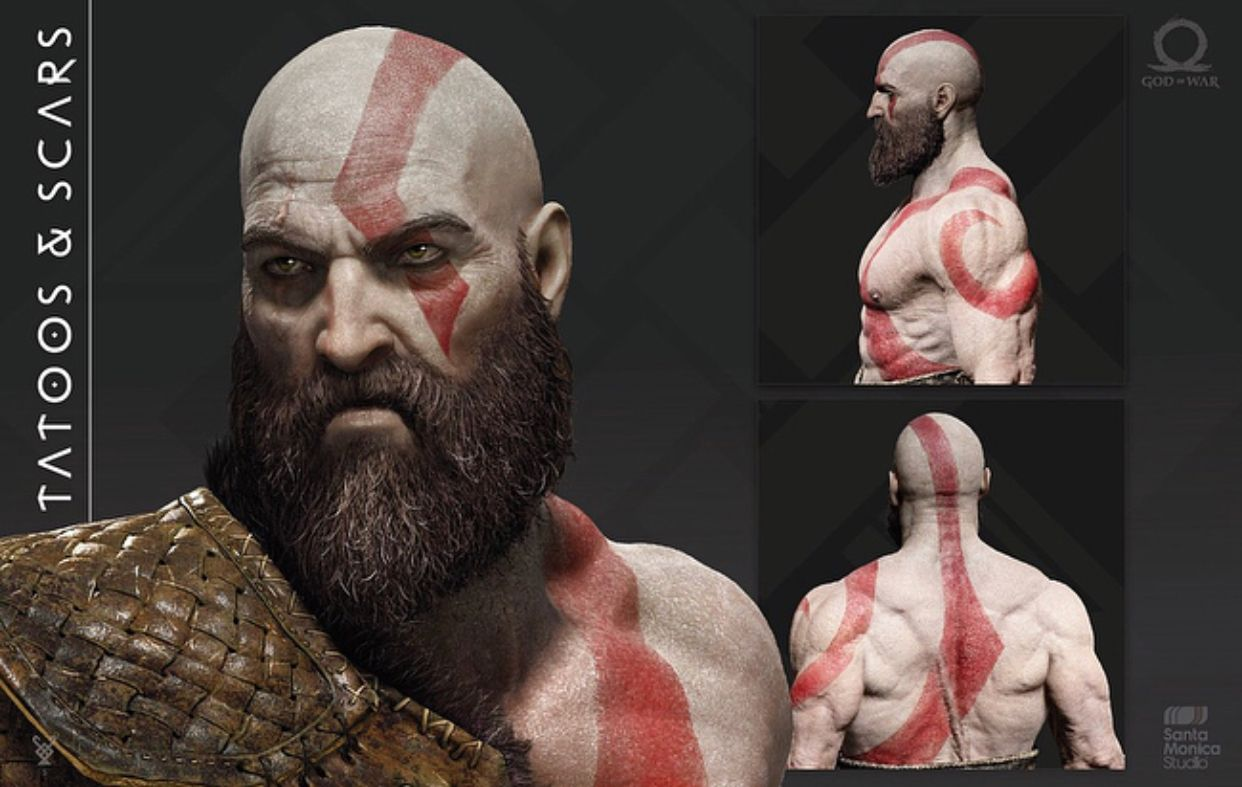 Pin By Phillip Heredia On Games God Of War Kratos God Of