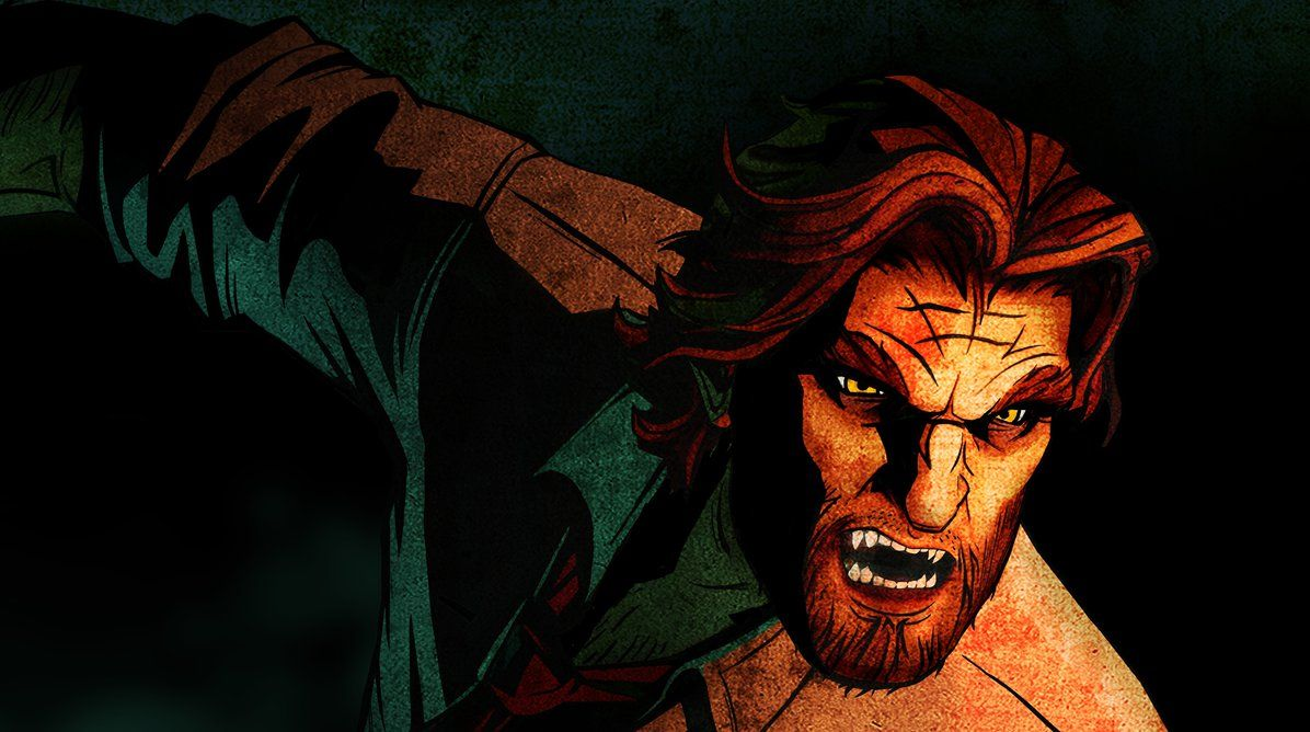 Bigby Wolf The Wolf Among Us Wolf Video Game