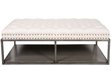 Shop For Vanguard Dumont Rectangular Ottoman W409r Ot And Other