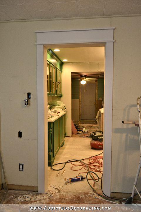 Fancy But Easy Diy Door Trim Design Plus Seven Design