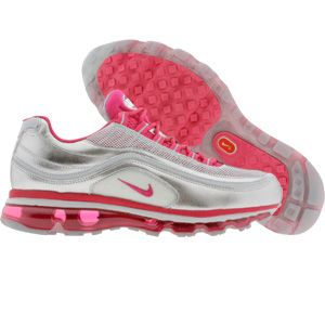 wholesale dealer 3299a c36ce Nike Womens Air Max 24-7 (wolf grey   voltage cherry   white)