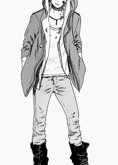 Nice Clothes Boys Anime Dibujar Arte Dibujos