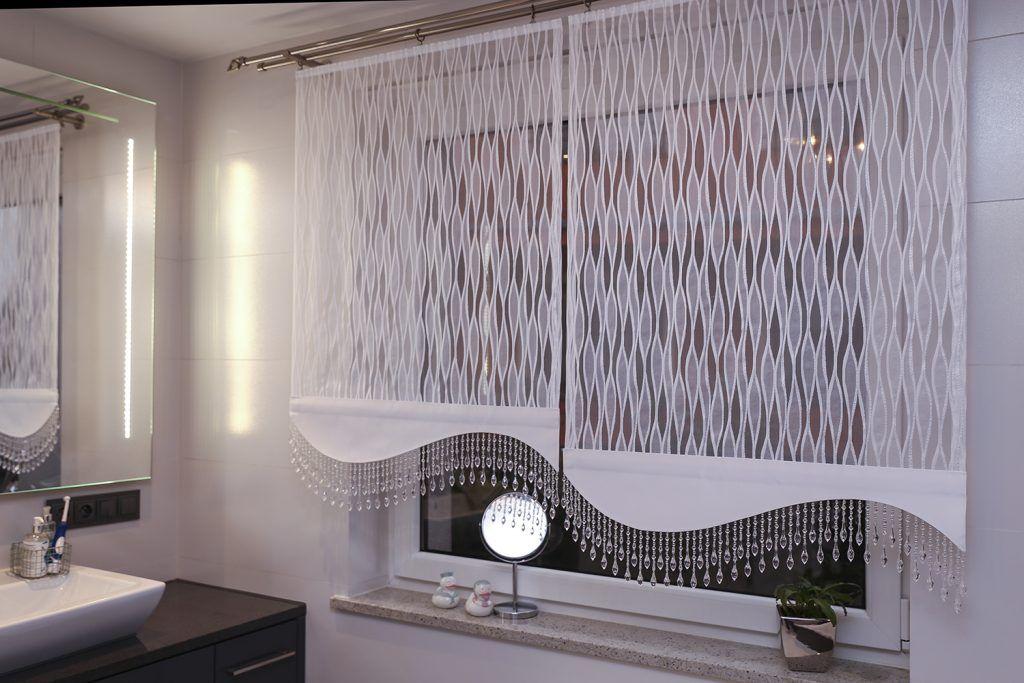 Firany Do Lazienki Rolety Rzymskie I Panele Firanowe Blog Firany Adamski Mama I Corka Dekoruja Wnetrza Curtains Decor Home Decor