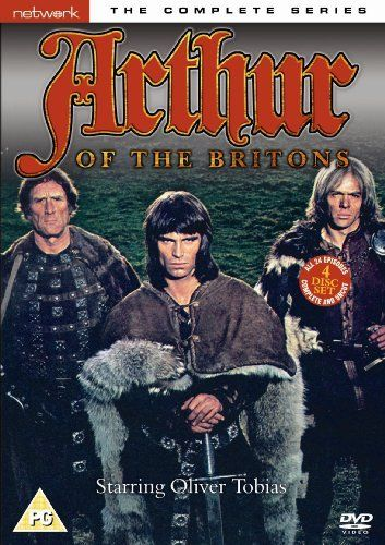 Arthur of the Britons: The Complete Series [Region 2]