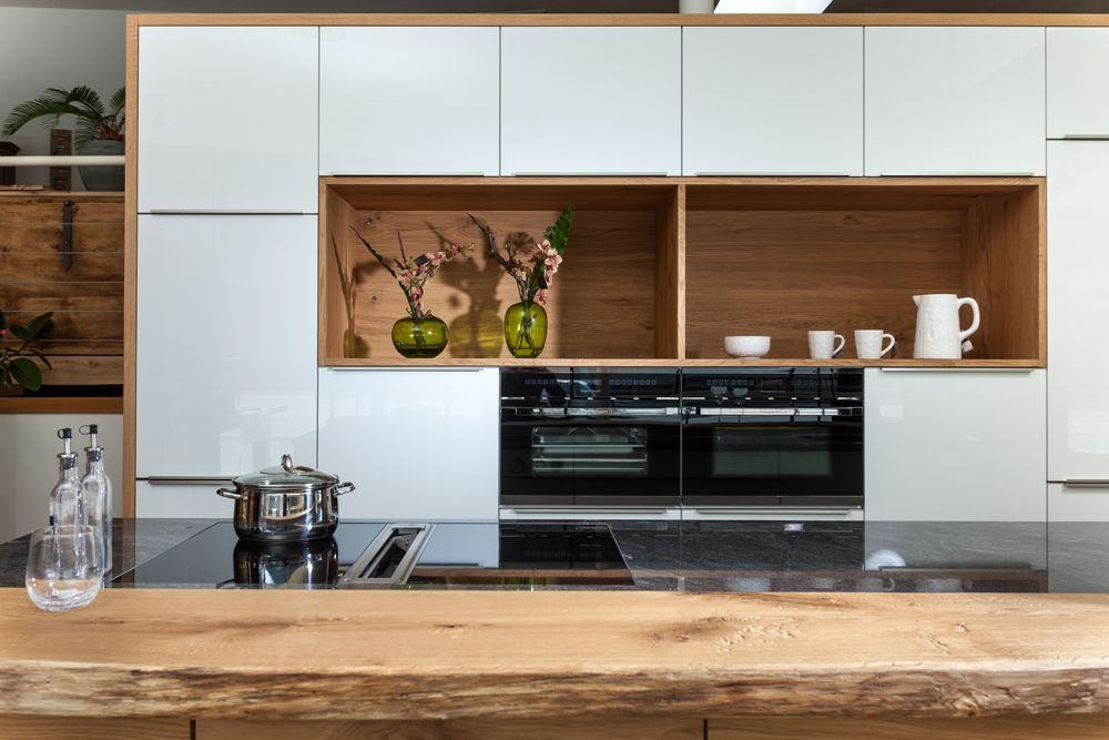 Hochglanz Fronten 5 Ideen und inspirierende Bilder mit Küchen in - Küchen Weiß Hochglanz