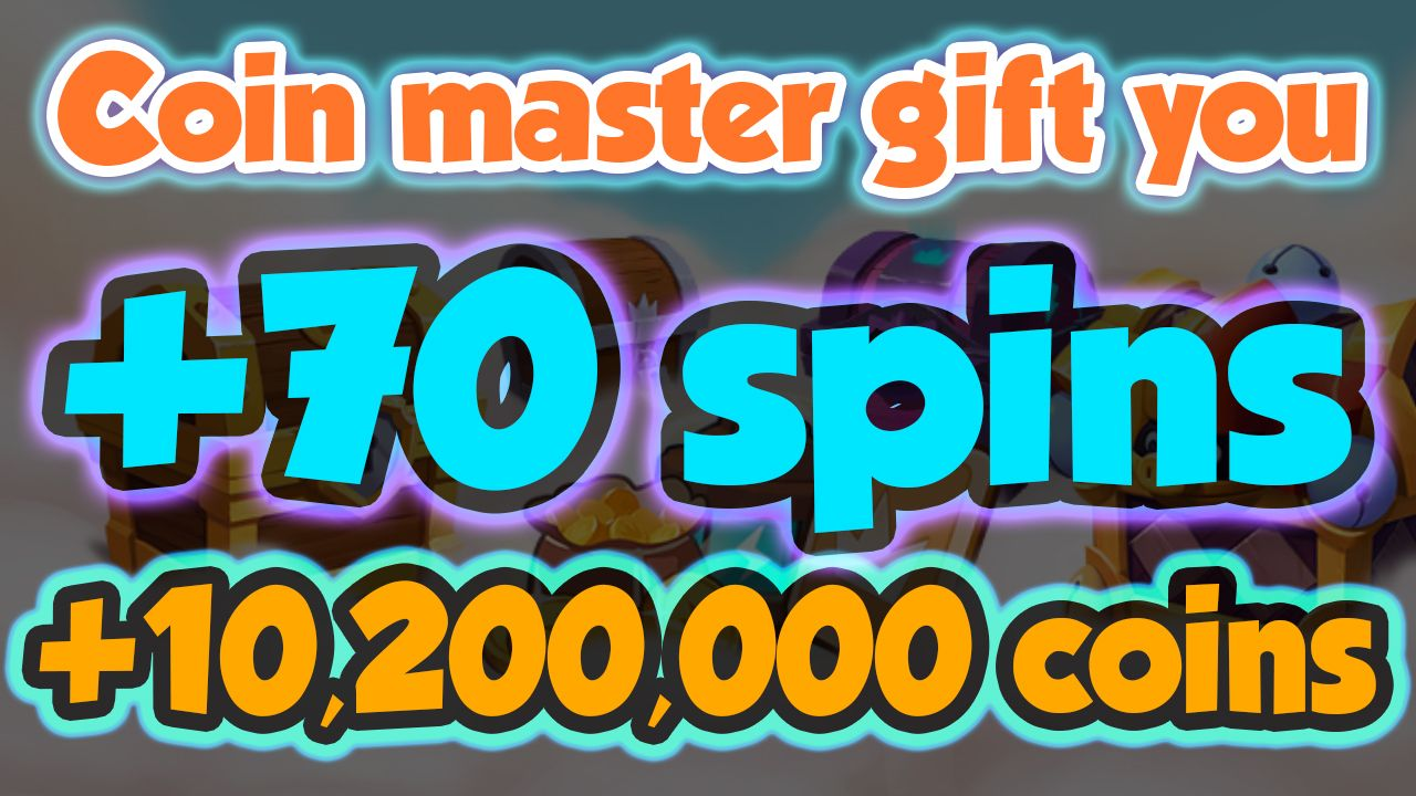 Pin on coin master free spin links