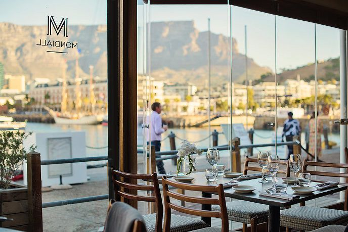 Mondiall Kitchen And Bar Cape Town
