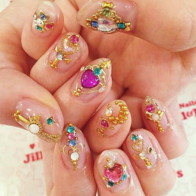 Pinterest: http_rachael   //To up my Nail Game//   Pinterest   Nail ...