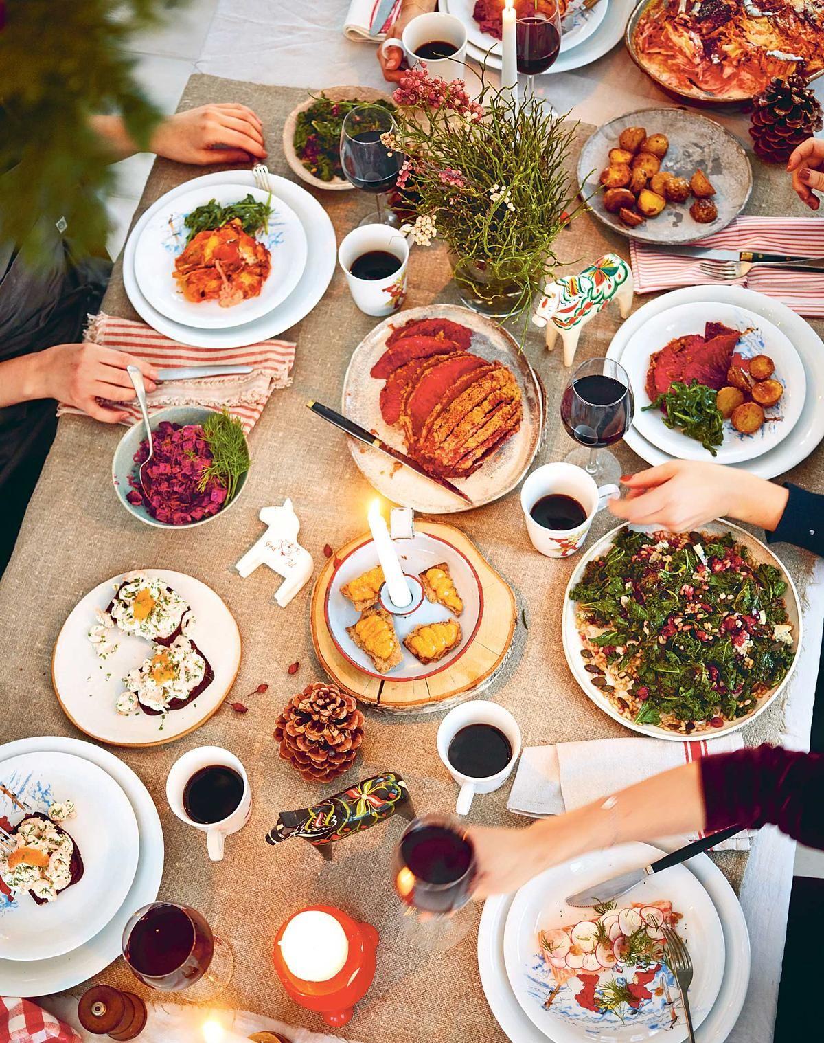 Christmas Recipe Inspiration Food inspiration, Veggie