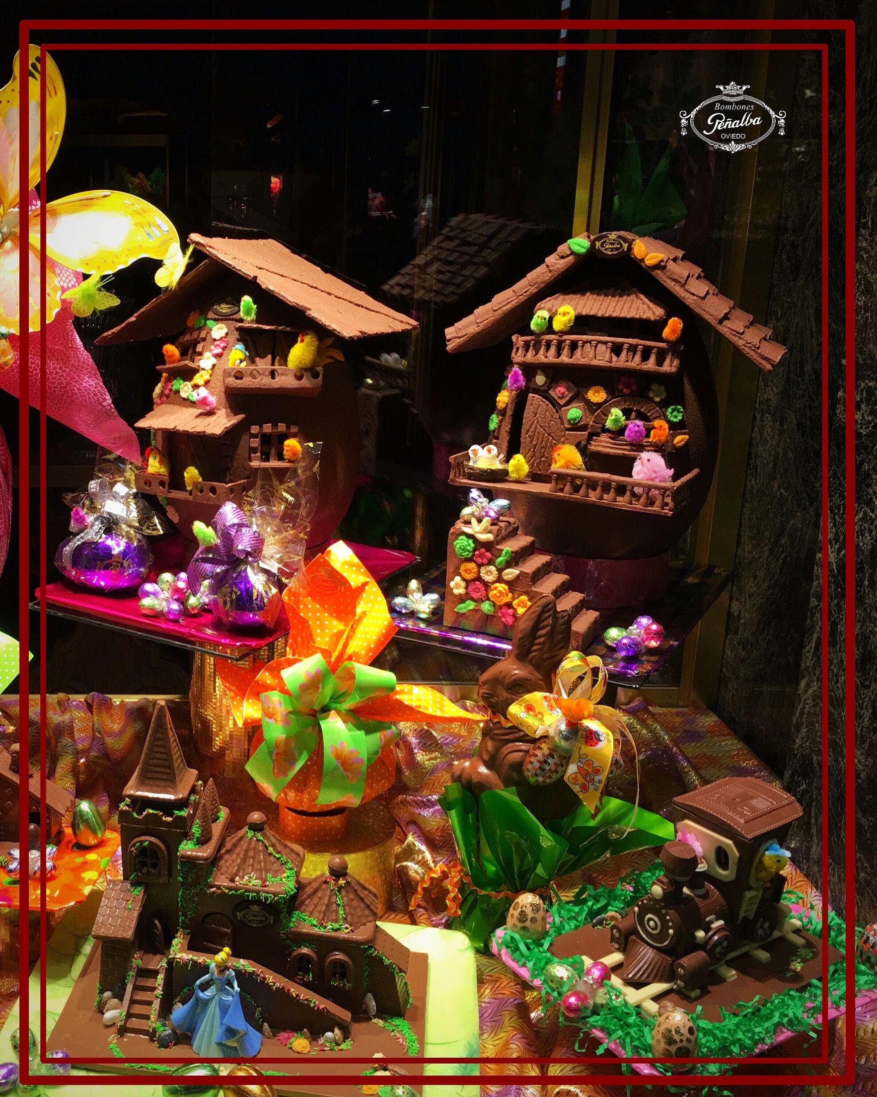 Figuras De Chocolates Artesanales Para Todos Los Gustos  # Muebles Segunda Mano Neda