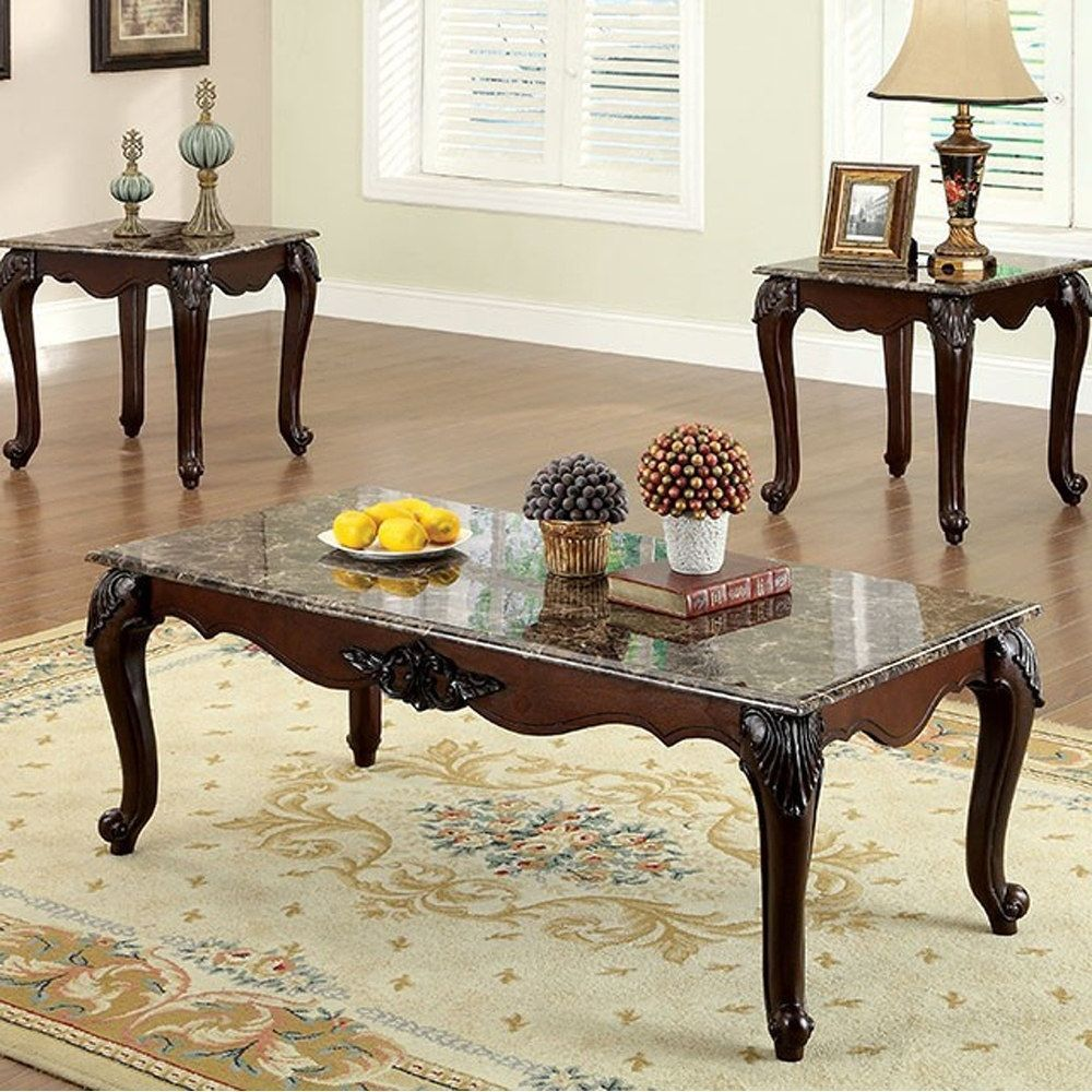 Overstock Com Online Shopping Bedding Furniture Electronics Jewelry Clothing More 3 Piece Coffee Table Set Marble Top Accent Table Coffee Table Wood [ 1000 x 1000 Pixel ]