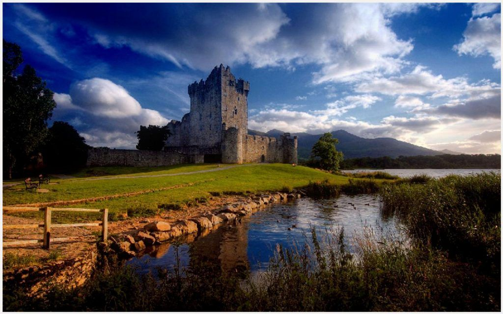 Irish Castle Wallpaper Desktop