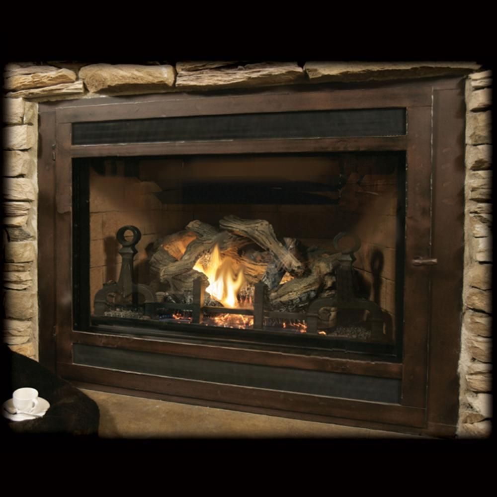 Craftsman style fireplace screen - Craftsman Style Fireplace
