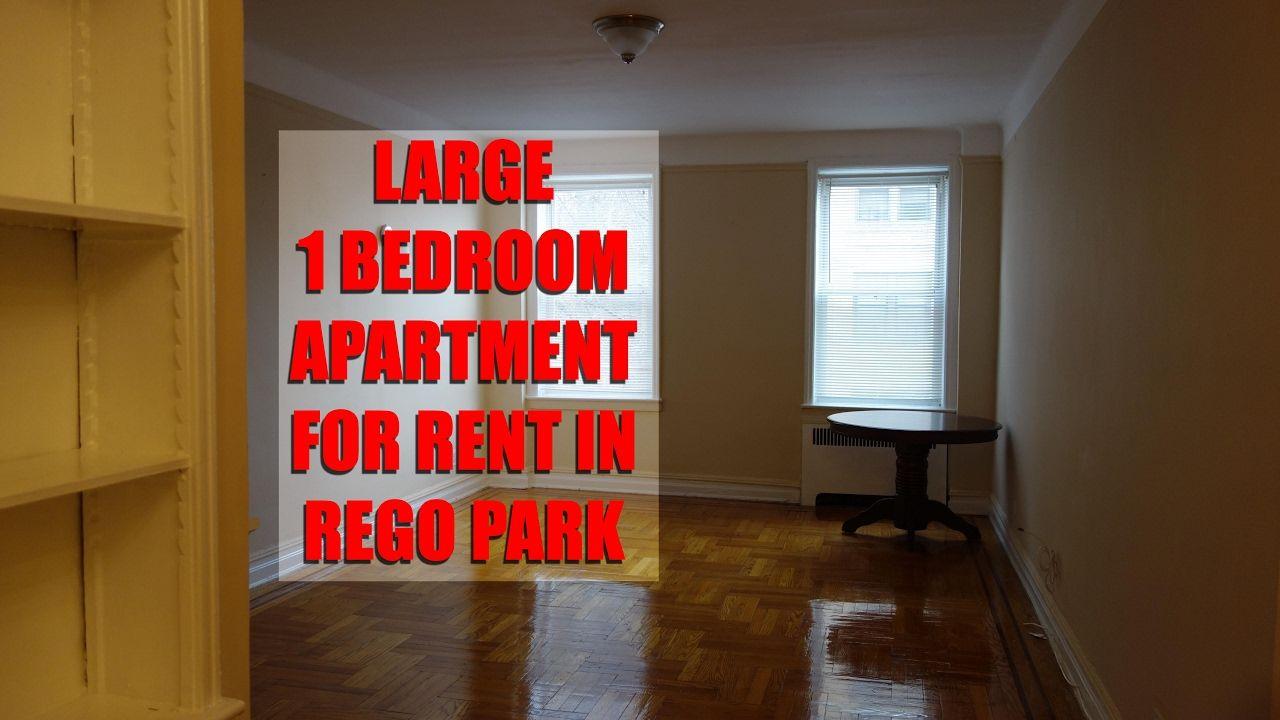 Big 1 Bedroom apartment for rent in Rego Park, Queens, NYC ...