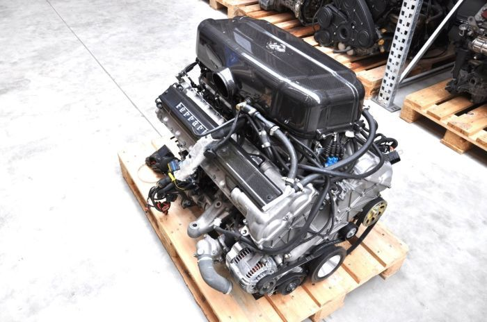 Well it seems you can buy a Ferrari Enzo engine on ebay