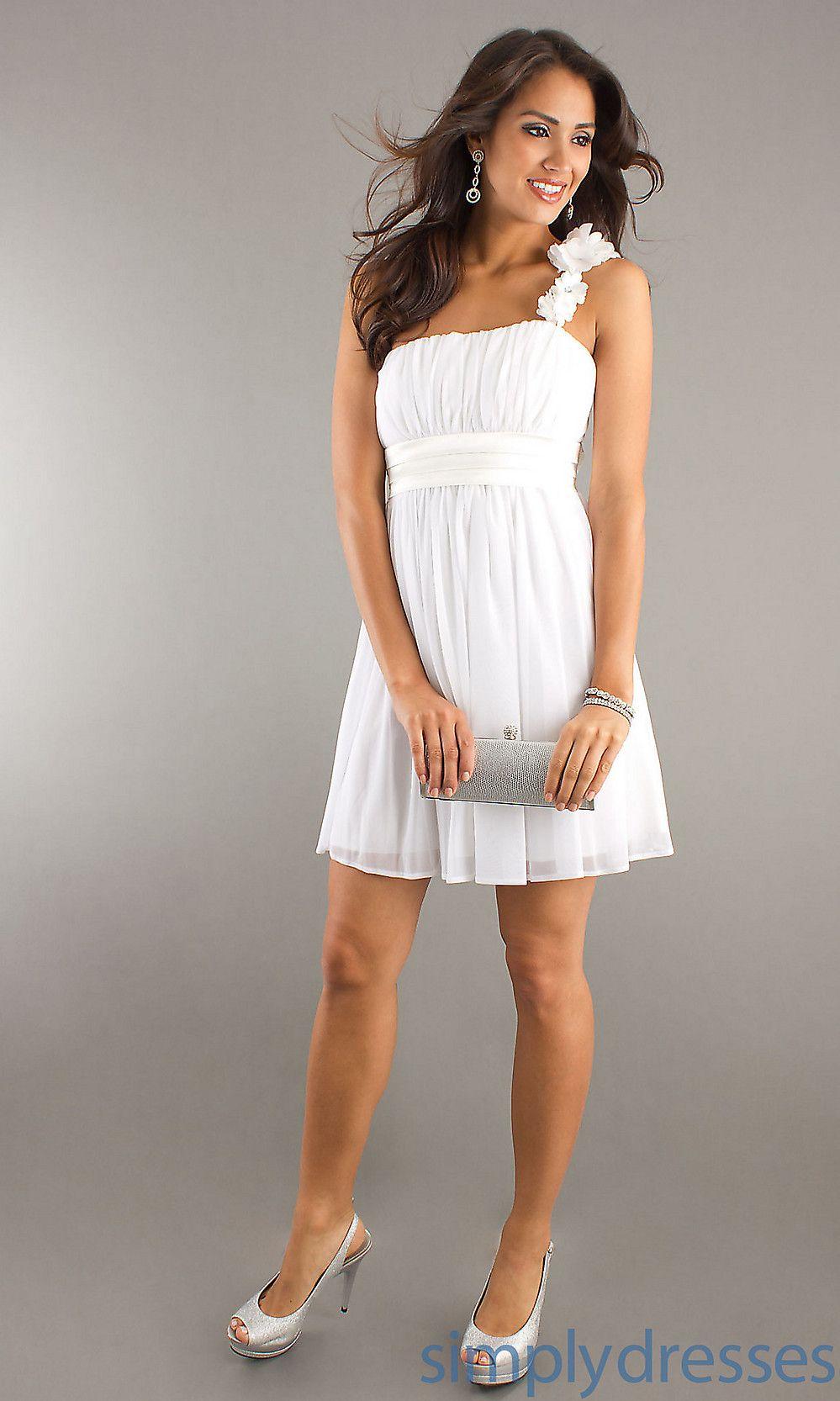 One shoulder party dresses semi formal dress simply dresses wedding