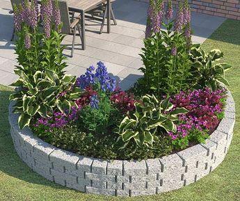 beet ganz einfach anlegen gestalten garden pinterest garten garten ideen und garten deko. Black Bedroom Furniture Sets. Home Design Ideas