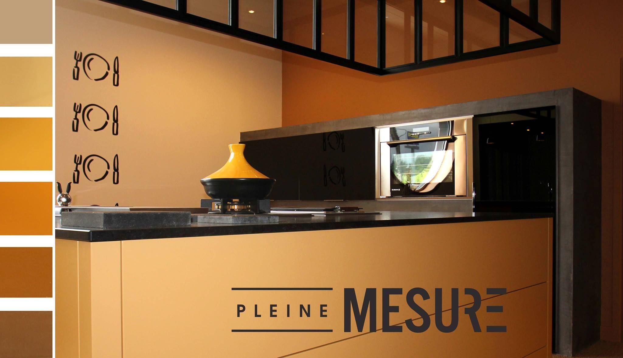 #cuisine #agencement #interieur #pleinemesure #decoration
