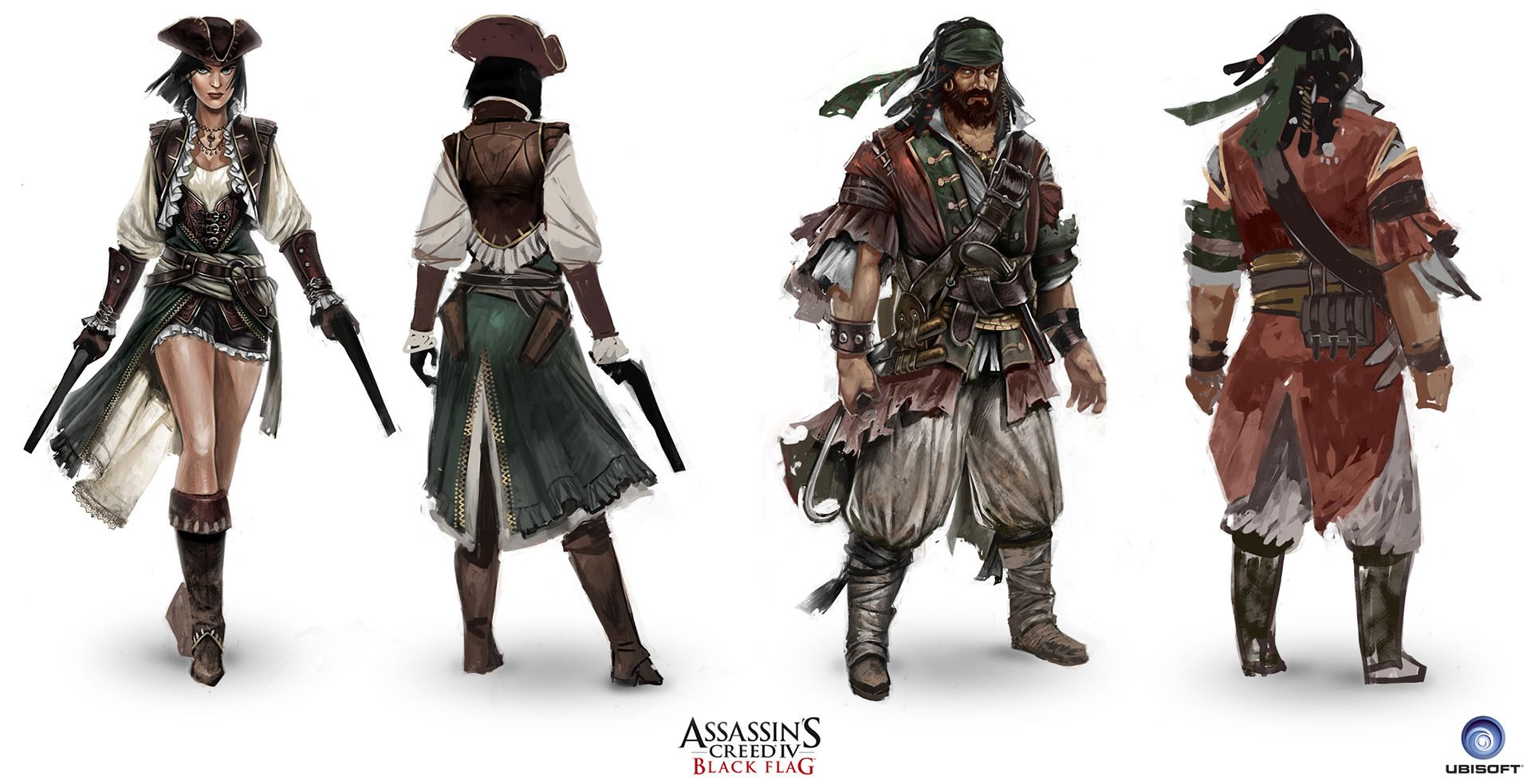 1eaaf531ecc02fce8a5cfccef9fa7ceb Jpg Image Jpeg 1920 984 Pixels Assassins Creed Black Flag Character Design Character Concept