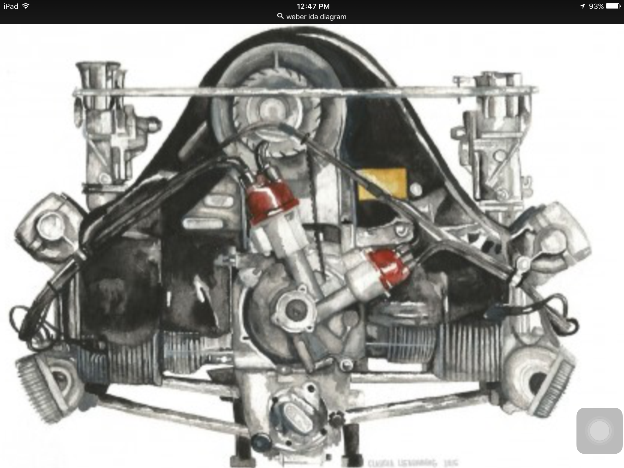 1964 Porsche 356 Wiring Diagram Will Be A Thing 1976 912e Engine 4 Cam Cutaway Schematic Ac 911 Diagrams 1991
