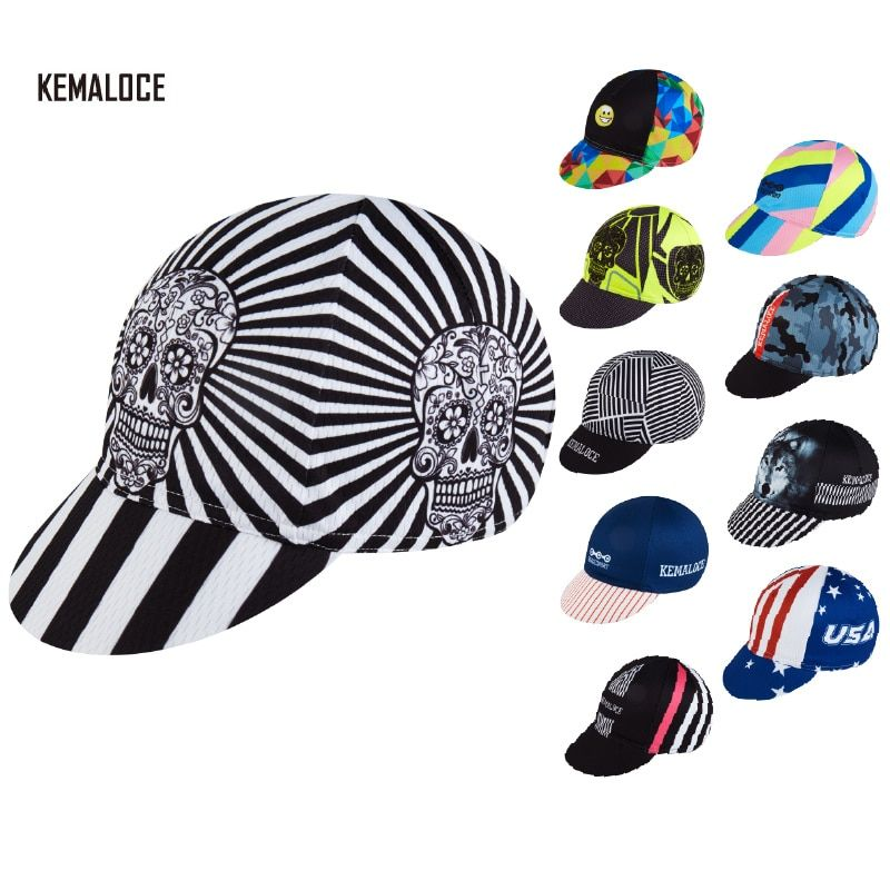 Pro Team Bicycle Cap Breathable Summer Cycling scarf Bike Hat Cycling headband