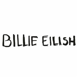 Coolest Logo Billie Billie Eilish Dark Green Aesthetic