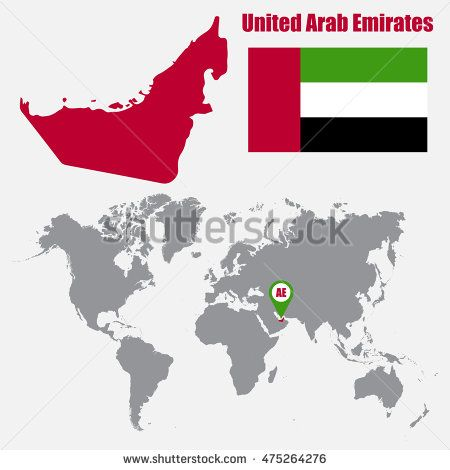 Pin by cristian chiriac on united arab emirates pinterest cameroon map on a world map with flag and map pointer gumiabroncs Images