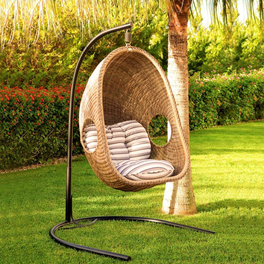 archaicfair sublime cozinessng wicker chairs rattan and egg chair