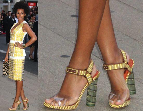 Big feet shoes, Shoes too big