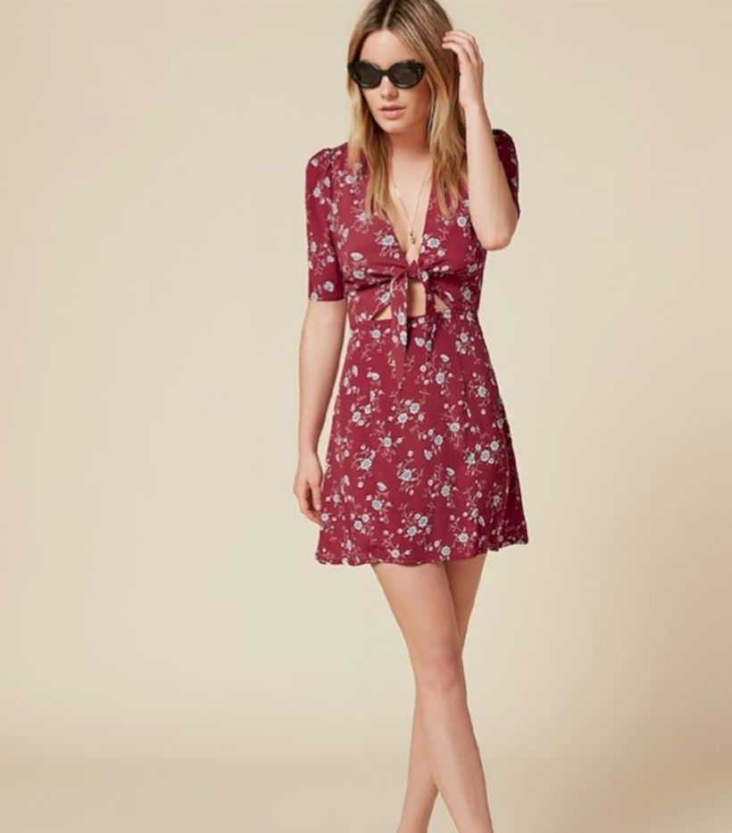 228e580980c 41 Reformation Dress That are so Taylor Swift  Style  Women Outfit  Women  Outfit