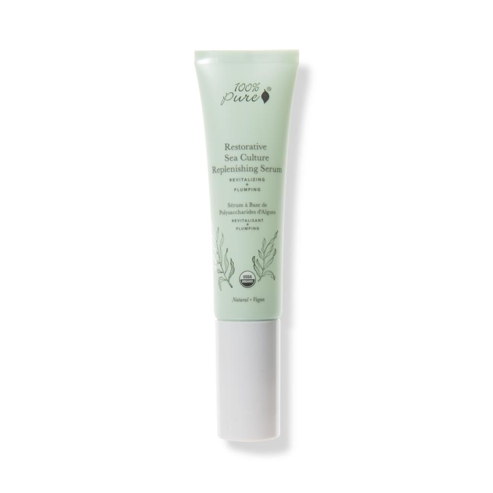 100 Pure Restorative Sea Hydrate Serum Drug Store Face Moisturizer Natural Skin Hydration Pure Products