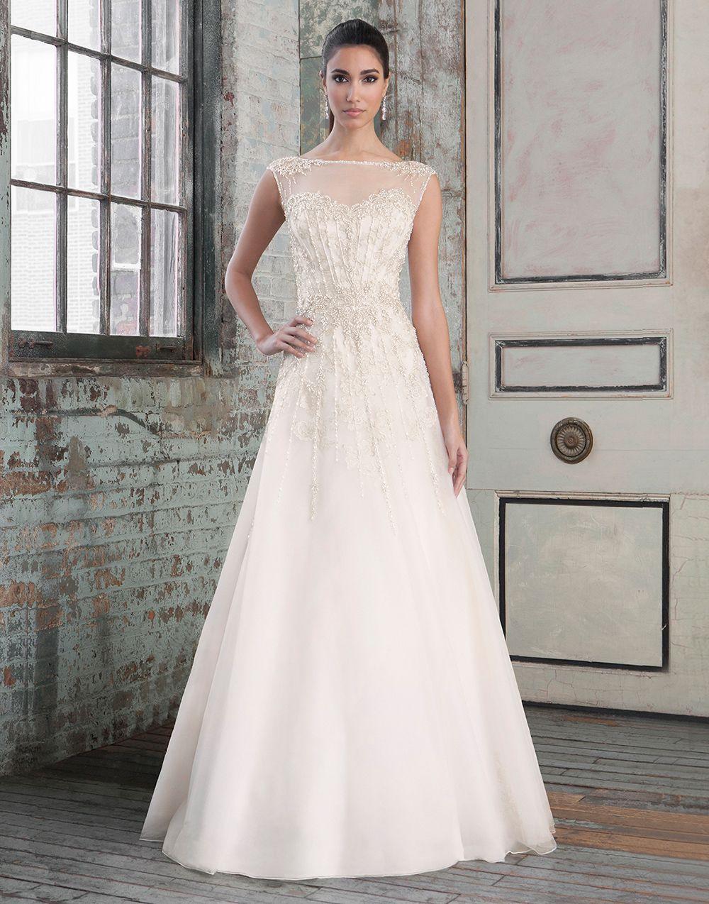 Justin Alexander Signature Wedding Dresses Style 9780