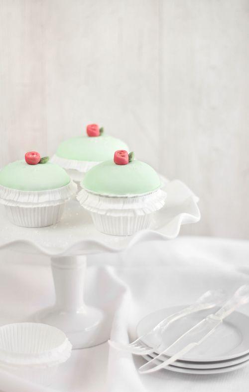 Tårtcupcakes