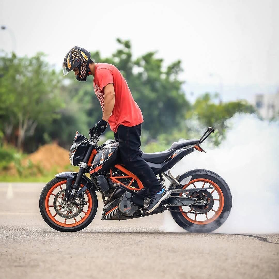 Which Stunt Would You Like To Try This Week Ktm Readytorace P