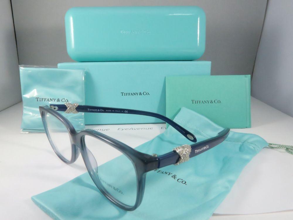 7280691eb2d7 TF 2111-B 8076 Blue Gray/Crystals New Eyeglasses 54/16/140mm w/Box | Health  & Beauty, Vision Care, Eyeglass Frames | eBay!