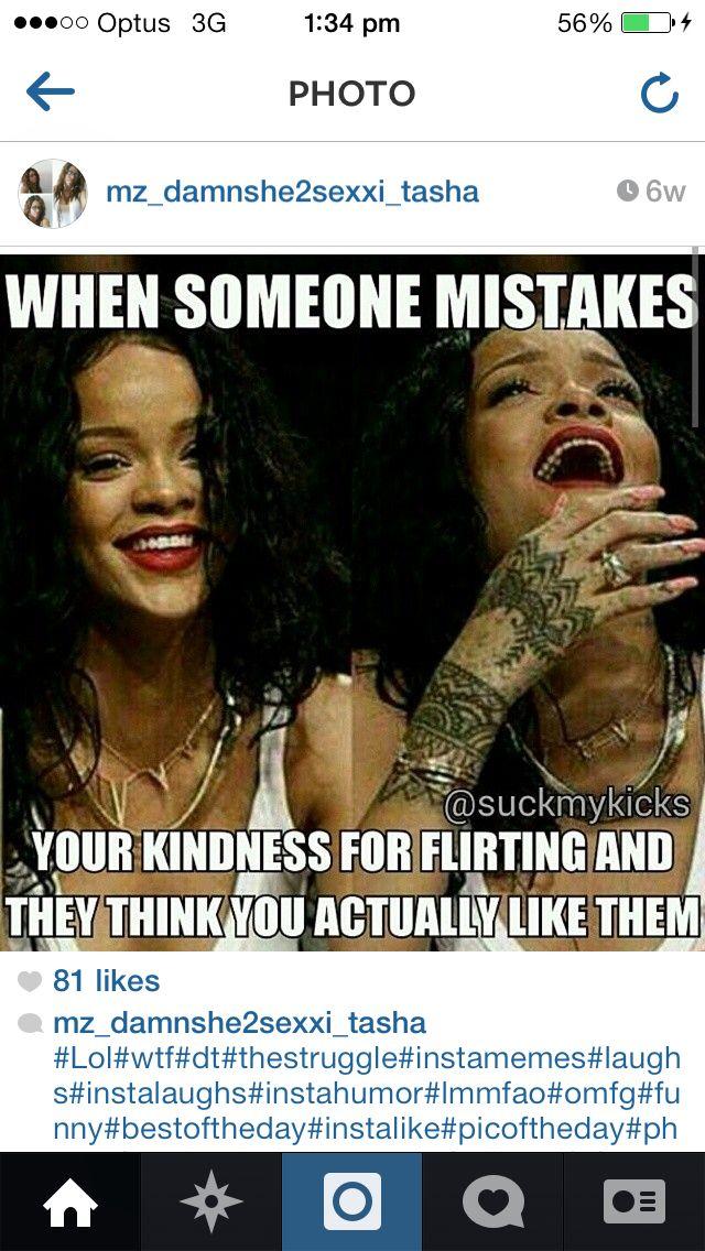 Flirten meme