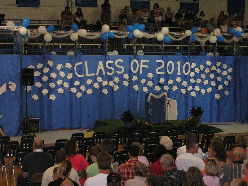 Graduation Ceremony Decorations Ideas