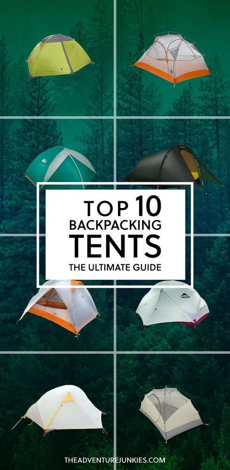 Best Backpacking Tents of 2018  sc 1 st  Pinterest & Best Backpacking Tents of 2018 | Hiking gear Tents and Backpack tent