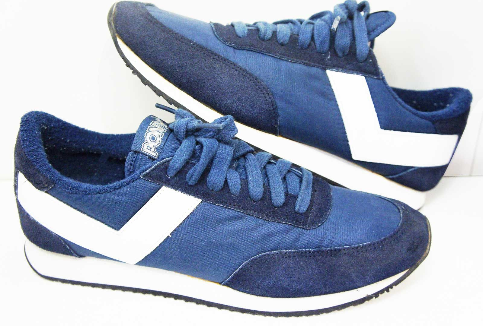 0895e6b7e321 PONY vintage 80s running shoes / sneakers | The Deffest | Sneaks ...